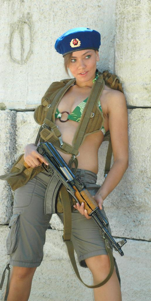 Soldier female sexy 10 Most