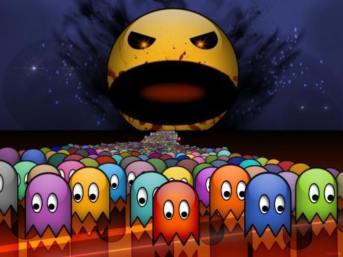 Nightmare Pac Man