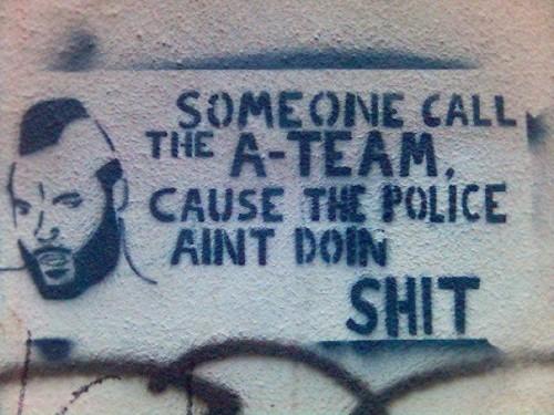 Someone Call The A Team