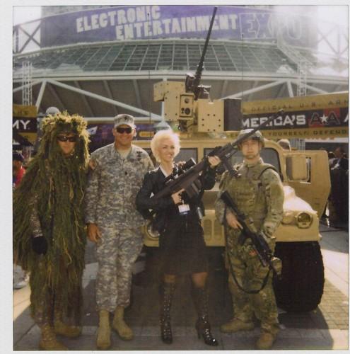 America's Army at E3
