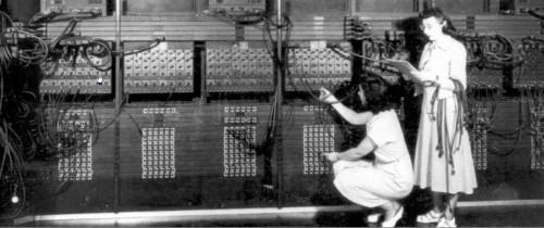 eniac computers techs