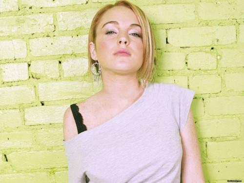 018 - Lindsay Lohan