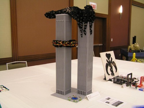image ulbvly 500x374 WTC Attack Lego Recreation wtf Legos Dark Humor 9 11