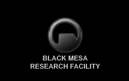 black mesa research facility 500x312 black mesa research facility  Wallpaper Gaming Fantasy   Science Fiction