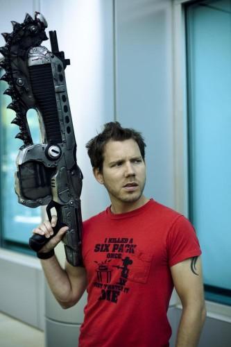 Chain Saw Gun