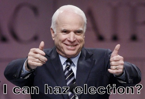 I can has election