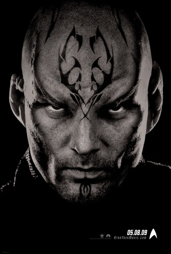nero characterposter 72dpi 337x500 Star Trek   Nero Tattoos star trek Movies