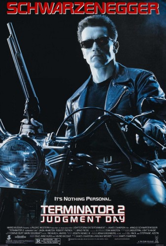 terminator 2 judgment day 337x500 Terminator 2   Judgment Day Movies Movie posters Fantasy   Science Fiction