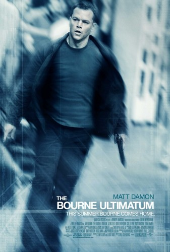 the bourne ultimatum 337x500 The Bourne Ultimatum Movie posters