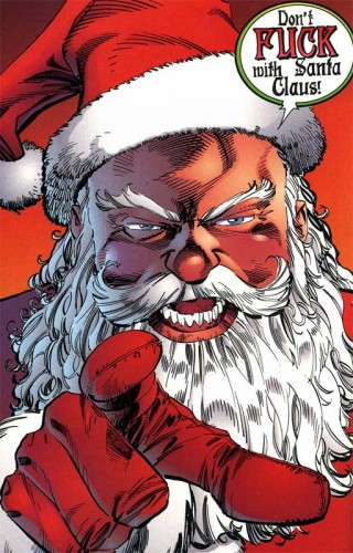 don't fuck with santa claus