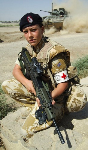 red cross military