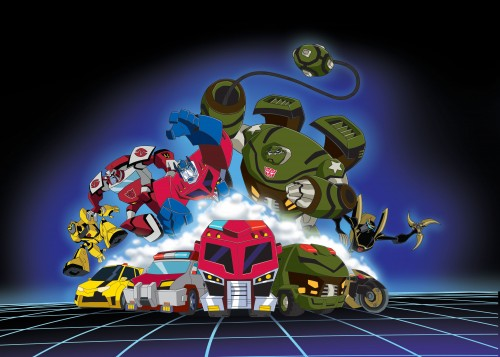 Animated Transformers