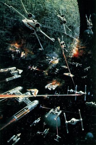 Star War - Assualt On The Death Star