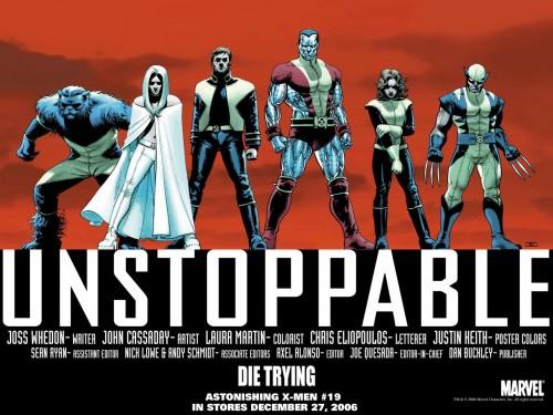 Astonishing X-Men 19 - Unstoppable
