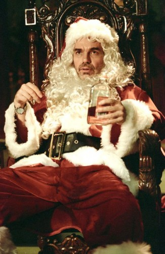 bad santa 326x500 Bad Santa xmas X Mas Movies
