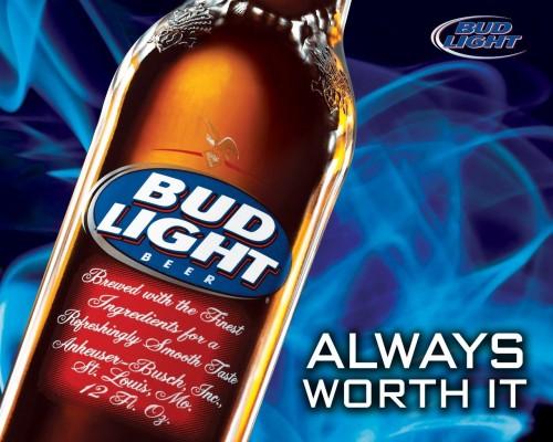 Bud Light - Always Worth It