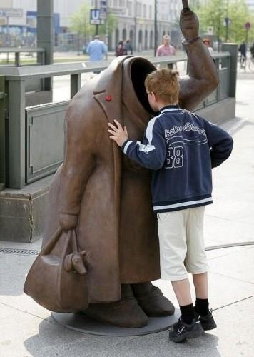 Headless Statue