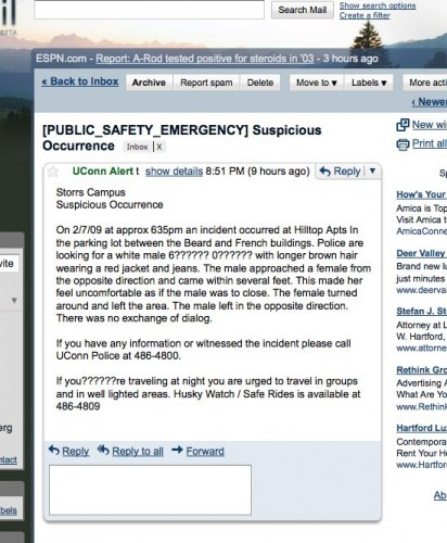 Public Safety Emergency