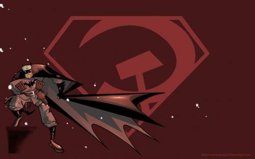 Red Son - Batman