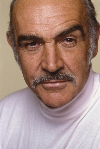 Shawn Connery  - Sexy Mustache