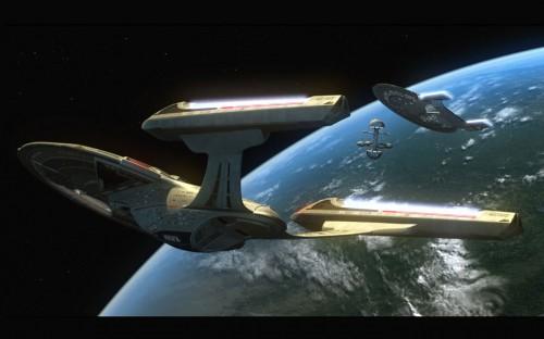 Star Trek - Earth Orbit