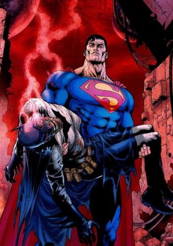 Superman killed batman