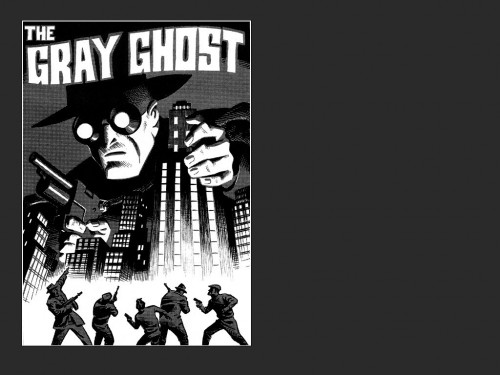 the gray ghost 500x375 the gray ghost Wallpaper Television batman