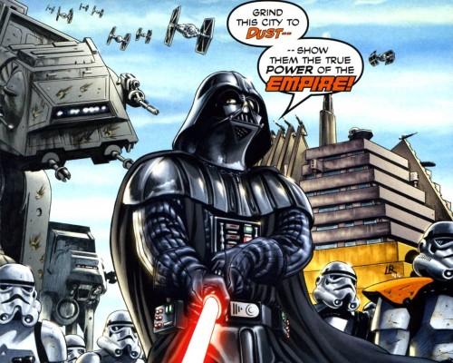 Darth Vader - Show Them The TRUE power of the EMPIRE
