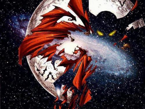 Galactic Moon Spawn