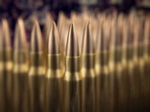 out of focus ammo
