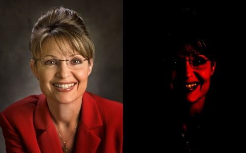 Sarah Palin Is The Devil
