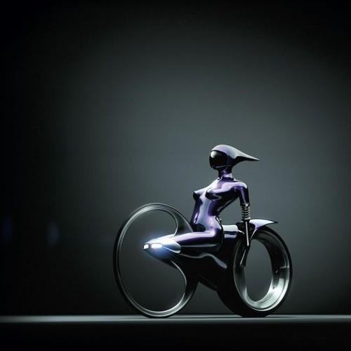 Liquid Female Bike