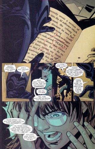 batgirl cant read