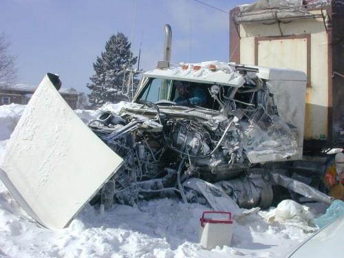 blizzard accident