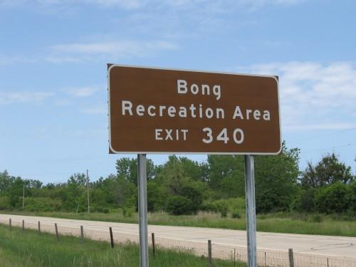 bong recreation area