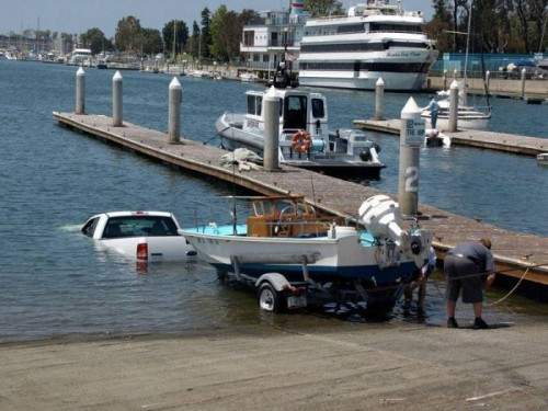 Boat Dock Fail 500x375 Boat Dock Fail Fail Cars