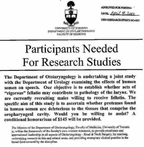 participants needed for research studies