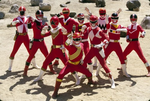 red rangers