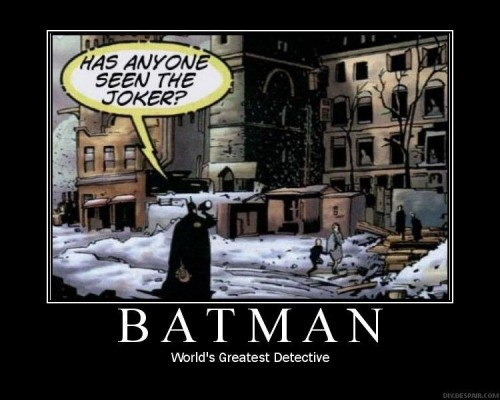 batman - worlds greatest detective