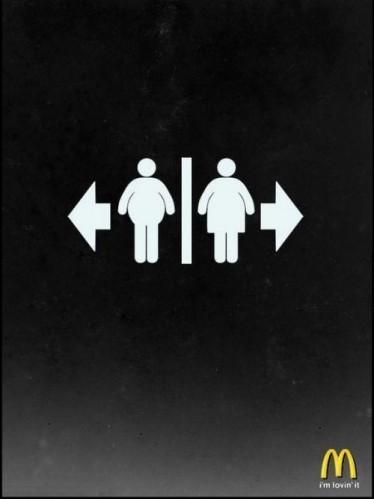 mcdonalds mens and womens