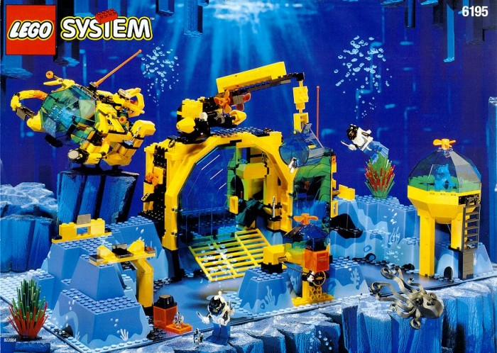 lego underwater set 700x498 lego underwater set Toys Legos Awesome Things