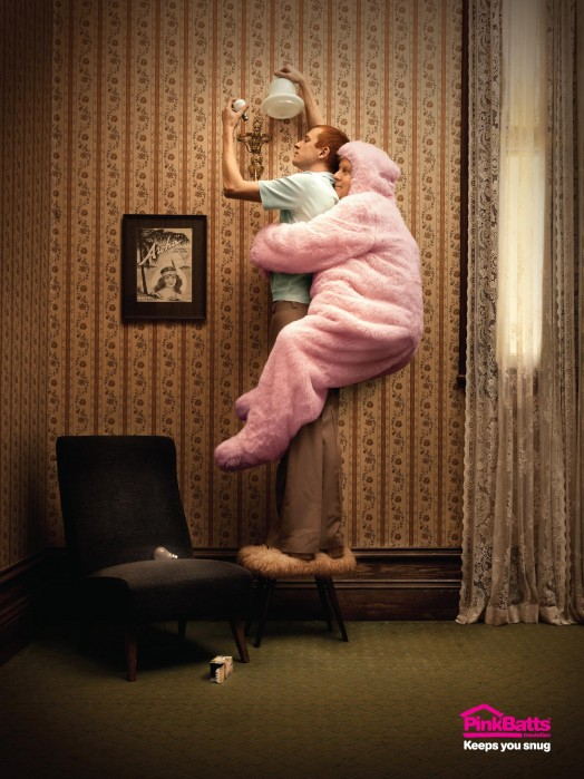 pinkbatts advertisement