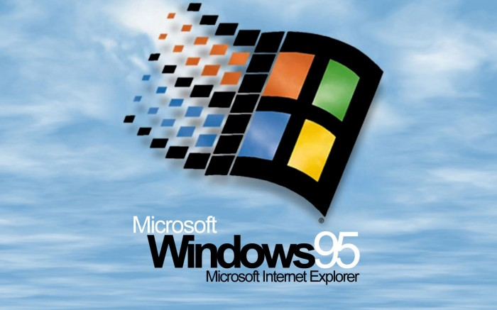 windows 95 load screen 700x437 windows 95 load screen Wallpaper Computers