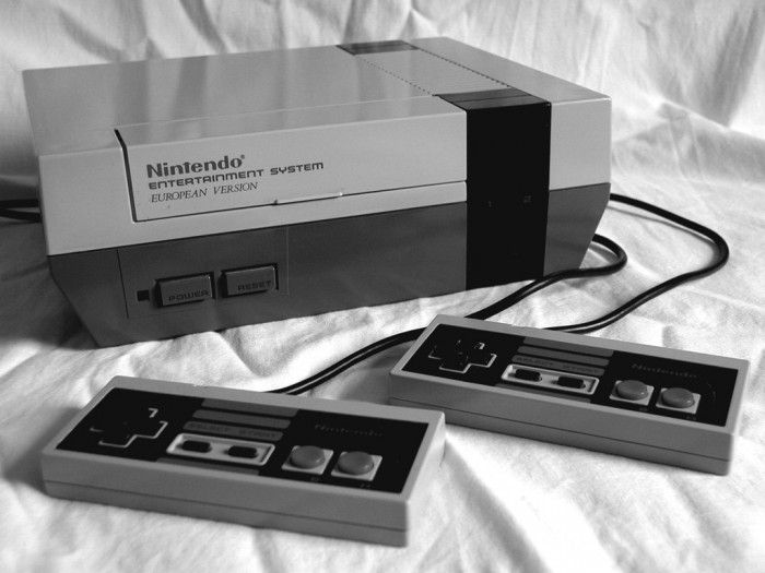 NES - European version