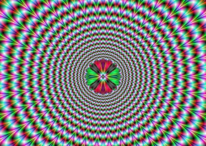 colorful eye fuck