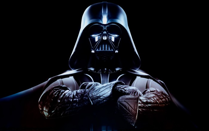 darth vader lookin pimp 700x437 darth vader lookin pimp Wallpaper star wars