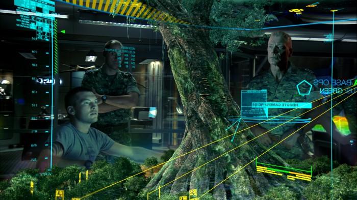 avatar - 3d tree
