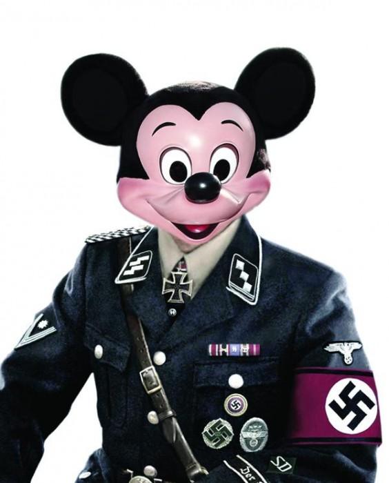 nazi mouse