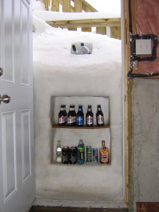 snow freezer