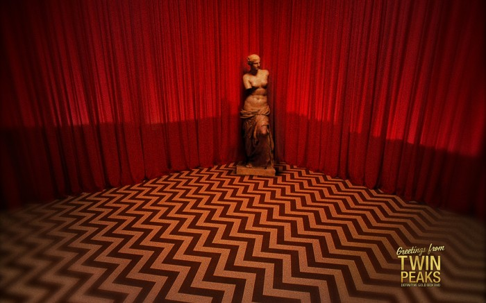 greetings from twin peaks - the red room